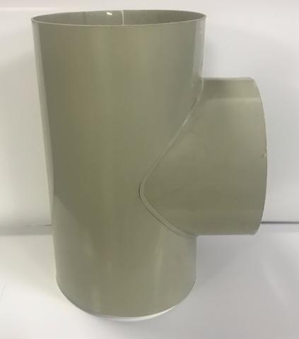 20ТП Тройник Т-образный 200 мм пластик