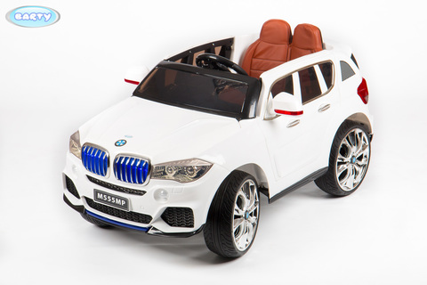 Электромобиль BARTY BMW X5 (М555МР) кузов F-15 performance