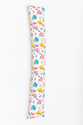 Подушка для беременных I170 (лебяжий пух) 10617 единорог