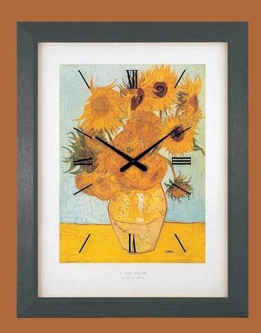 Часы настенные Lowell 11136