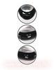 Электростимуляция ануса: Анальная пробка EXTREME BUTT PLUG (12,7 х 5,1 см.)