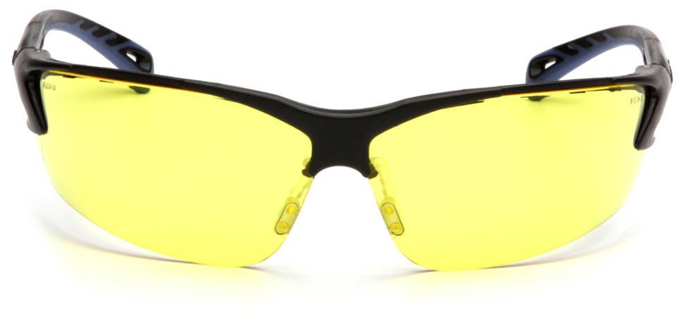 Очки баллистические стрелковые Pyramex Venture 3 SB5730D желтые 89%