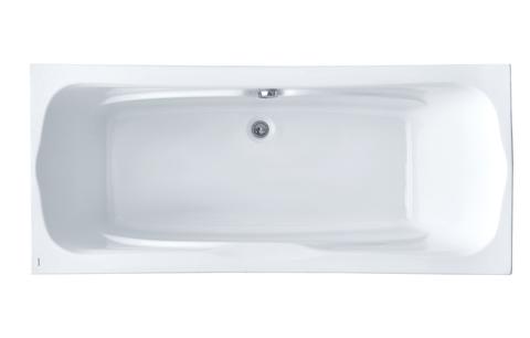 Акриловая ванна Santek Корсика 180х80 прямоугольная белая 1WH111981