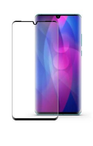 Защитное стекло FULL 3D для Huawei P30 Pro (черный)
