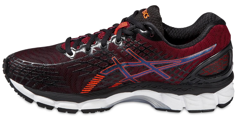 Мужская беговая обувь Asics Gel-Nimbus 17 (T507N 9030)  фото