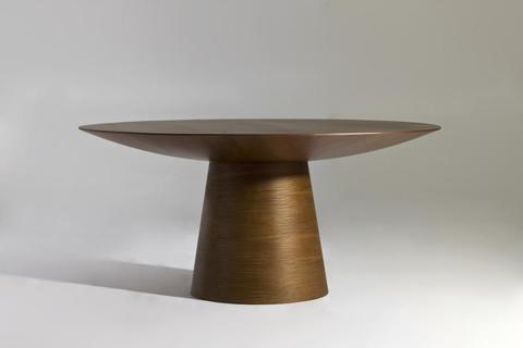 replica table  DRUM  round table ( by Steel Arts)