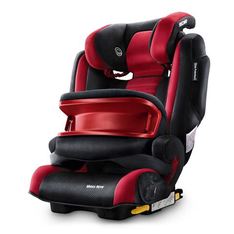 Автокресло детское RECARO Monza Nova IS Seatfix Ruby (6148.21310.66)