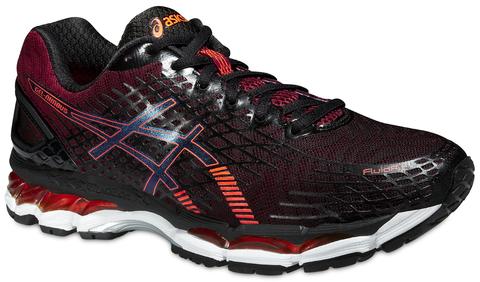 Asics Gel-Nimbus 17 Мужские кроссовки для бега черные