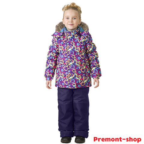 Комплект Monty by Premont TW37104 Purple