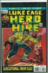Luke Cage #166 Lenticular Cover