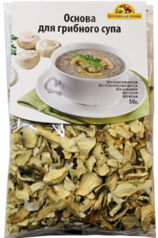 Основа для грибного супа 'Здоровая еда'