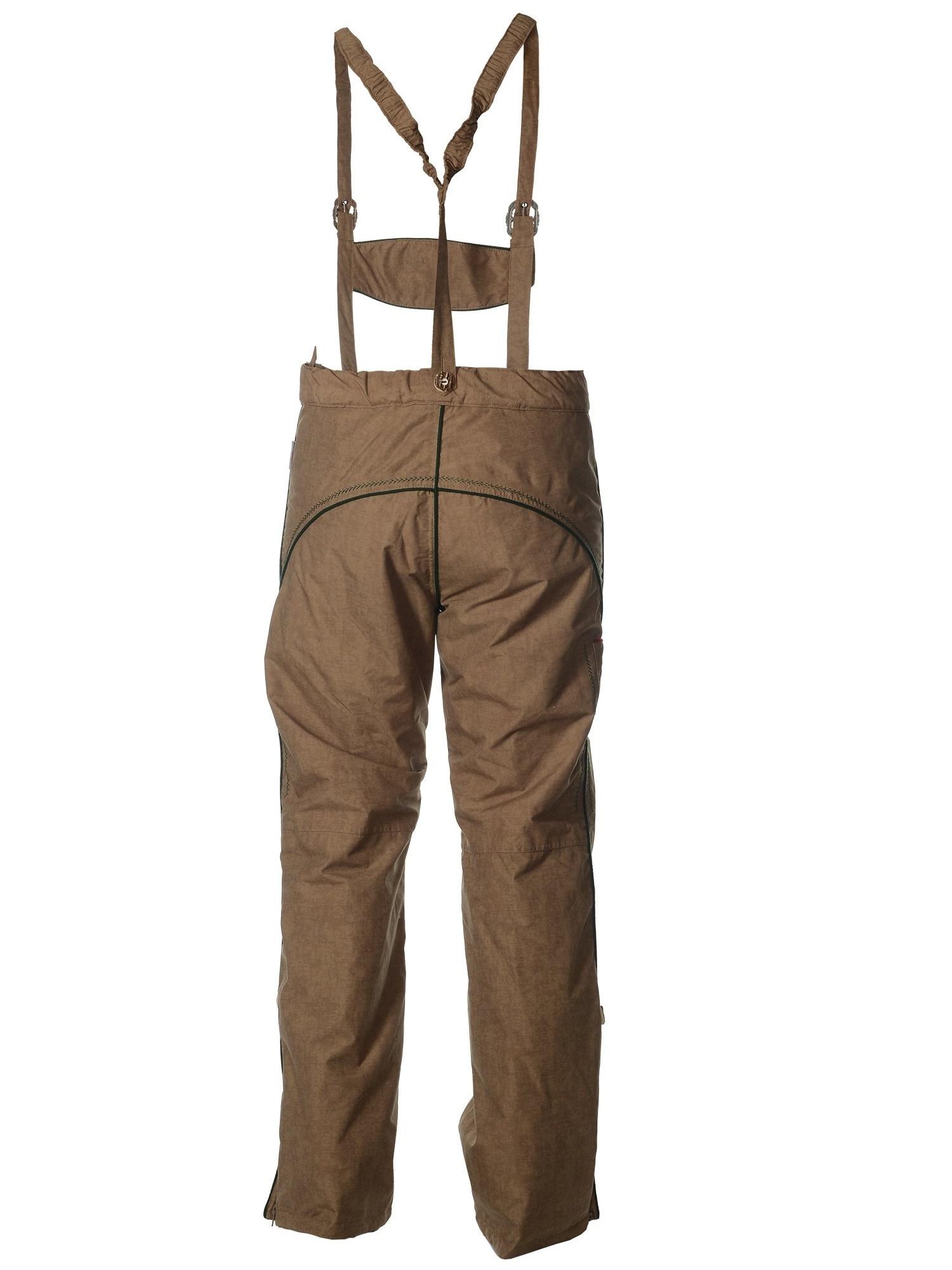 Мужской горнолыжный костюм Almrausch Steinpass-Lois зеленый