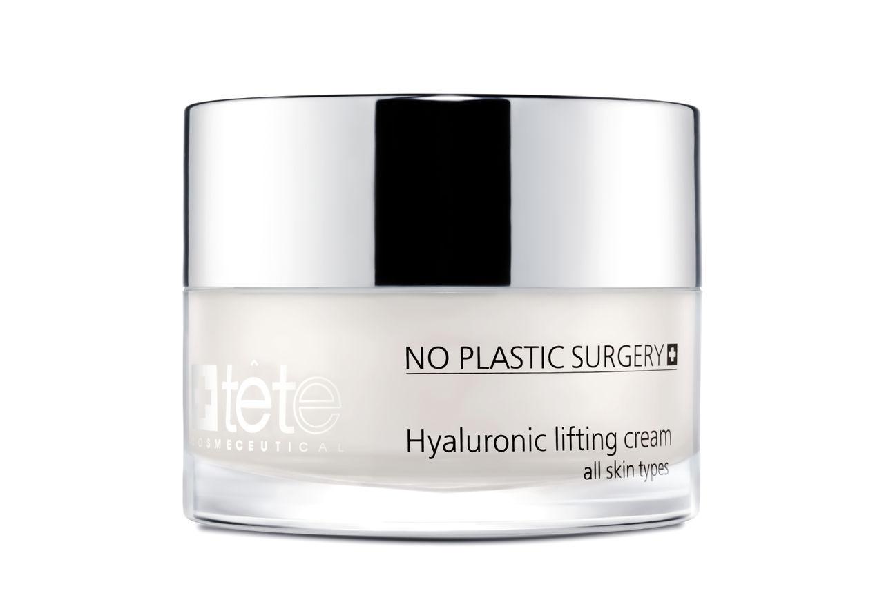 Липосомальный лифтинг-крем с гиалуроновой кислотой и пептидами / TETe Hyaluronic Lifting Cream, 50 ml