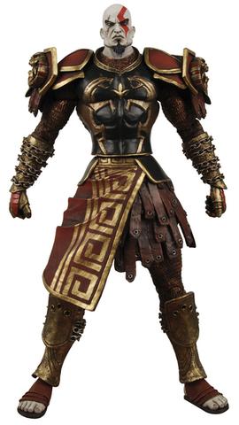 Год оф Вар Кратос в допехах — God of War Ares Armor Kratos