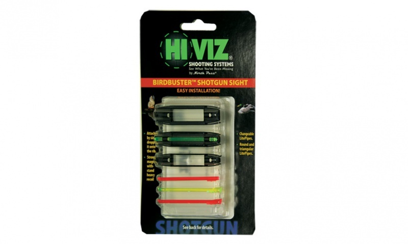 HIVIZ МУШКА BIRDBUSTER MAGNETIC SIGHT УНИВЕРСАЛЬНАЯ