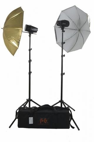 Комплект импульсного света Falcon Eyes SSK 2150POP 300Дж
