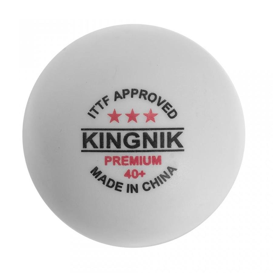 Мячи KINGNIK 3* 40+ PREMIUM