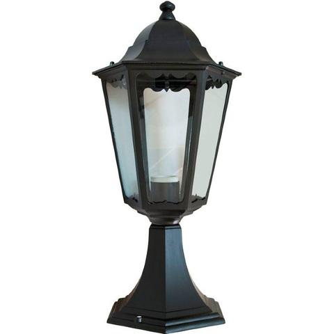 Светильник садово-парковый, 100W 230V E27 черный, 6204 (Feron)