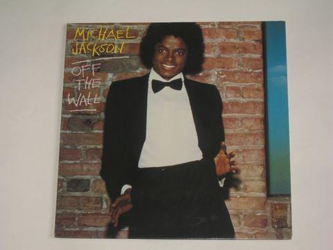 Michael Jackson / Off The Wall (LP)