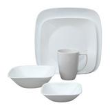 Набор посуды Pure White 30 пр, артикул 1088664, производитель - Corelle
