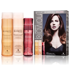 Alterna Bamboo Volume Bombshell Blowout Kit - Набор
