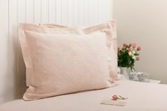 Наволочка 47x47 Luxberry Ilia розовый