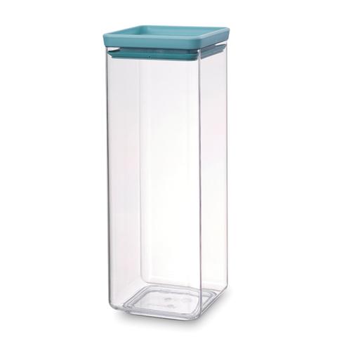 Прямоугольный контейнер (2,5 л), Мятный, арт. 290169 - фото 1