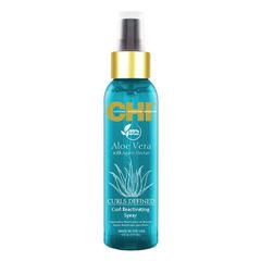 CHI Aloe Vera Curl Reactivating Spray - Спрей для возрождения кудрей с Алоэ Вера