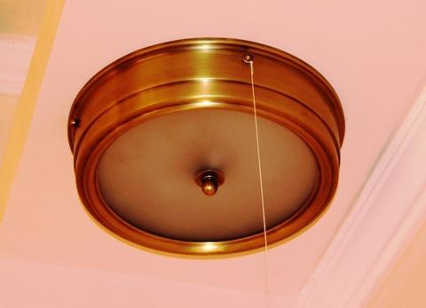 brass pendant 01-77  ( BRITISH LIGHTS)