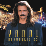 Yanni / Live At The Acropolis (25th Anniversary Edition)(CD+DVD+Blu-ray)