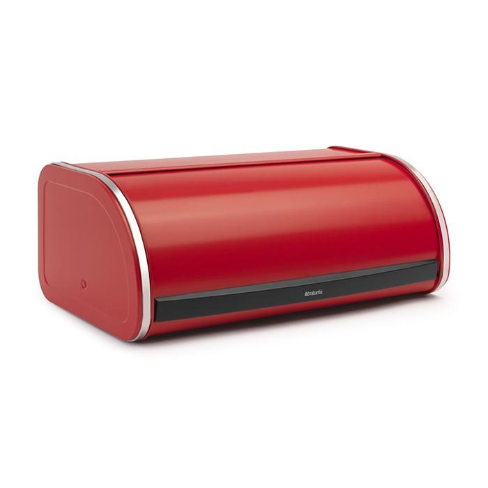 Хлебница со сдвигающейся крышкой, Пламенно-красный, арт. 484001 - фото 1