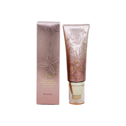 Тональный крем Missha Signature real complete B.B Cream (No. 21), 45 г