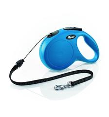 Flexi Cat Cord XS рулетка-трос 3 м для кошек до 8кг синяя