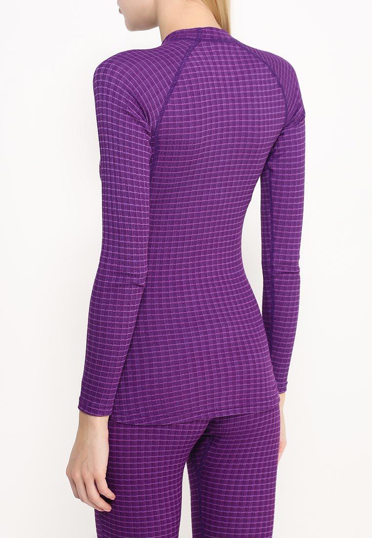 Женское термобелье рубашка крафт Warm Wool фиолетовая (1903724-2495)