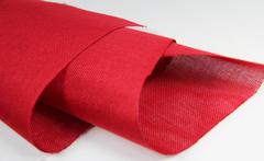 Ткань рогожка натуральная, 49*66 см, 100% лен.