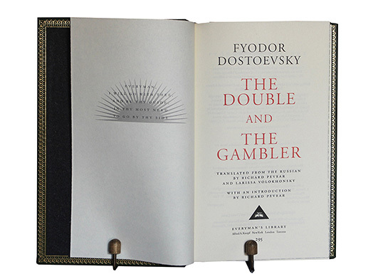Dostoevsky F. The Double and The Gambler