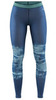 Костюм для бега Craft Lux Singlet Tights Blue женский