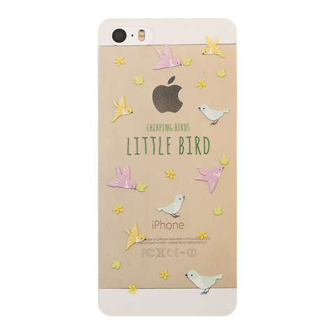 Чехол на Iphone 5/5s Little Bird