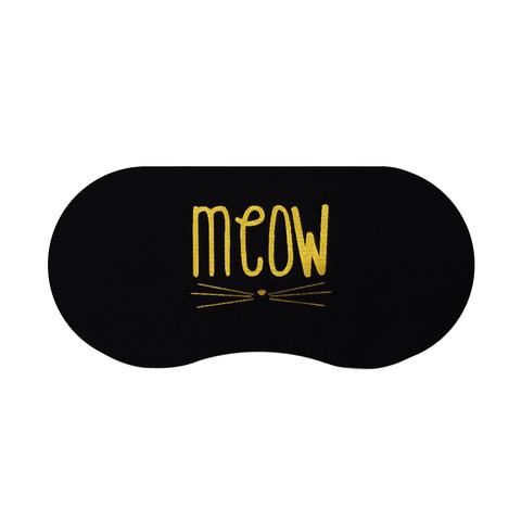 Маска для сна Cat&Crown Black