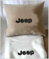Плед в чехле с логотипом Jeep