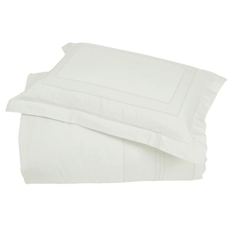 Постельное белье 2 спальное евро Casual Avenue Siena белое