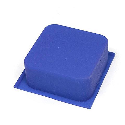 Силиконовая форма для мыла Квадрат скругленный