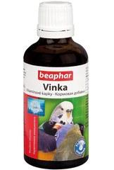 Beaphar Vinka мультивитамины для птиц для укрепления иммунитета 50 мл