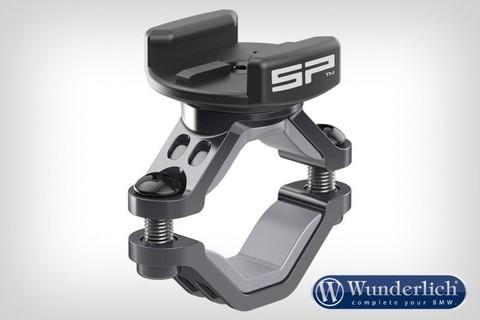 SP-Connect кронштейн на руль/клипон - black