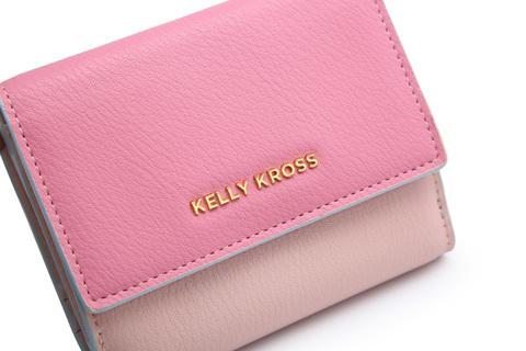 Кошелек KELLY KROSS KK9840-5, pink, фото 4