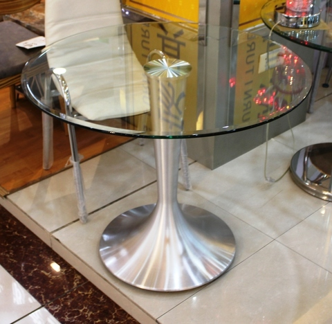replica table CREO GLASS ( by Steel Arts)