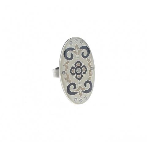 Кольцо Clara Bijoux K74122 BW