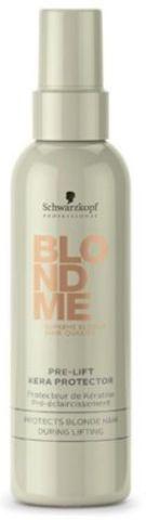 Защитный кератиновый спрей, Schwarzkopf Blondme,150 мл.