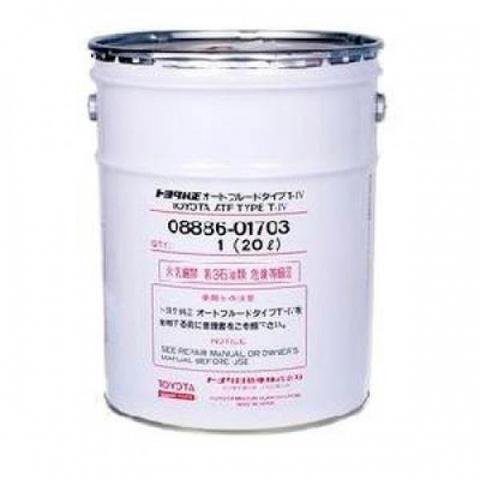 TOYOTA ATF TYPE T4 (белая) Жидкость трансмиссионная АКПП (Япония)