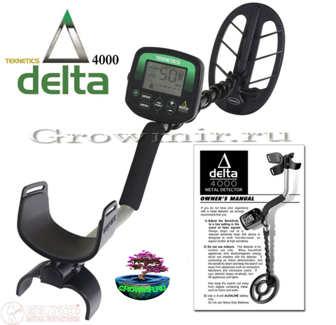 Металлодетектор Teknetics Delta